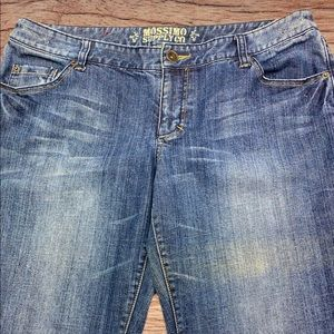 Mossimo Supply Co. Blue Jeans